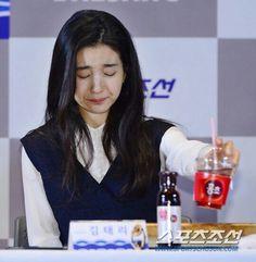김태리홍초2 We Get Married, My Little Girl, Kpop, Beauty, Asia, Drama, Entertainment, Rose, Photos