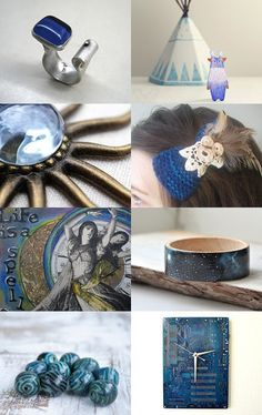 Baubles, Bangles, and Beads by Leslee Lukosh on Etsy--Pinned with TreasuryPin.com