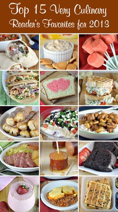 The Top 10 most viewed recipes on www.bellyfull.net in 2014