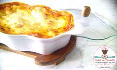 lasagna, prosciutto, mozzarella, super, filante, forno, sugo, carne di maiale, passata di pomodoro, vino, economico, veloce, facile, Lovethesign, tartaruga,