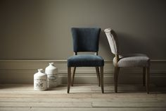Simple, elegant Mimi dining chairs from Halo http://haloliving.co.uk