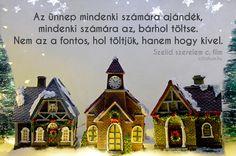 Idézet a Szelíd szerelem c. filmből az ünnepről. Hungary, Advent, Words, Winter, Quotes, Christmas, Life, Vintage, Quote