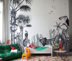 8 Rocking Kidsroom Walls II