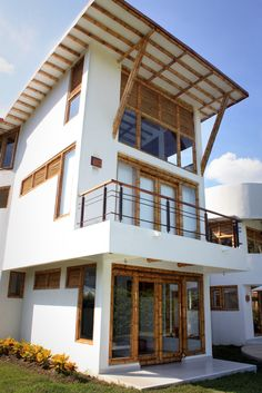 bamb guadua casa zuarq arquitectos