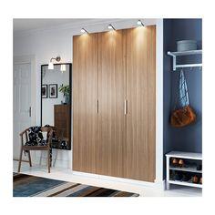 PAX Wardrobe - soft closing hinge - IKEA