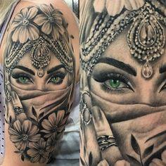Tattoo indiana