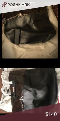 New never used hunter large handbag. New never used hunter large handbag. Hunter Boots Bags Shoulder Bags