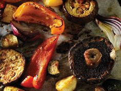 Did an extra guest just RSVP for Thanksgiving? We've got a few ideas. Stuffed Mushroom Caps, Stuffed Mushrooms, Stuffed Peppers, Main Dishes, Side Dishes, Savory Herb, Garlic Soup, Soup Mixes, Roasted Vegetables