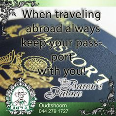 Travel Abroad, Travel Tips, Passport, Traveling, Facts, Link, Quotes, Viajes, Quotations