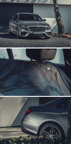 Stunning details of the elegant Mercedes-Benz E-Class: A Masterpiece of Intelligence. Photos by Gijs Spierings #MBsocialcar