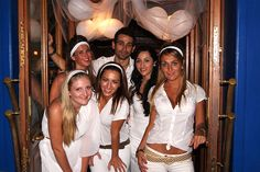 We love themed parties, and our angels do too | O'Hara'S
