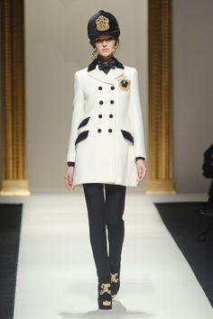 Moschino at Milan Fashion Week Fall 2013 - StyleBistro