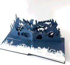 30 beautiful examples of paper art: Pop-up paper art, paper sculptures, delicate paper art and more | Creative Bloq