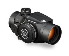 Vortex Sparc II Red Dot Sight -Get on target fast with the SPARC II. Ultra-compact and lightweight, the SPARC II (Speed Point Aiming for Rapid Combat) is equally at home mounted on an or shotgun. Hunting Scopes, Hunting Gear, Hunting Stuff, Hunting Rifles, Red Dot Scope, Bushnell Binoculars, Red Dot Sight, Mount System