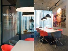 Handel Amsterdam office by All-In living, Amsterdam – Netherlands » Retail Design Blog
