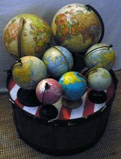 around the worlds