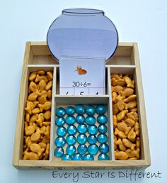 Montessori-inspired Fish and Water Unit with FREE Printables
