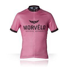 #Morvelo Salsiccia #cycling #jersey ($48) | Jersey Rose ... Chez Maglia Rosa on aime! :)
