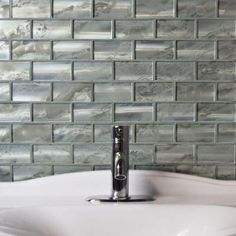 Merola Tile Sterling Super Subway Silver 11 3/4 In. X 12 In