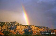 Sedona AZ rainbow minioe.exblog.com