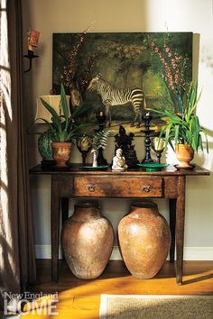 Joanna And Bill Seitz Share A Long History In The Design World She Is British Colonial DecorBrown