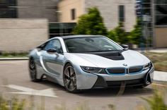 2014 BMW i8 - Provided by MotorTrend Latino