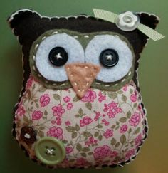 Stampin' Steps: STAMPIN' OWL-WAYS, FABRIC OPTIONAL