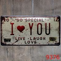 Audrey Hepburn Memorabilia License Plate Tin Sign Wall Decor for Home Garage Man Cave Woman Cave 6x12 Inch//15x30cm