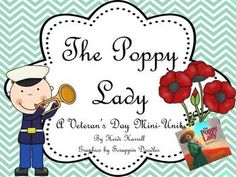 This is a collection of some materials to go with the beautiful book The Poppy Lady. It is a great supplement to any Veterans Day study! Veterans Day Clip Art, Veterans Day Poppy, Veterans Memorial Day, Happy Memorial Day, Remembrance Day Activities, Remembrance Day Art, Veterans Day Activities, Veterans Day Elementary, Elementary Art