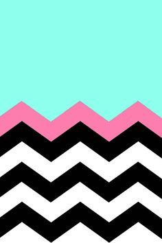 Pink Chevron Wallpaper on Pinterest | Chevron Wallpaper, Chevron