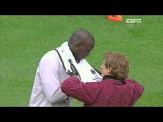 Mario Balotelli Can't Dress Himself.