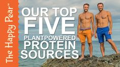Here's a video on our 5 favourite plant powered protein sources, we know there…