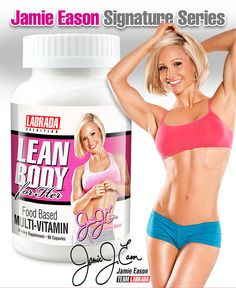 Current Multi- I love that Jamie Eason has come out with a line of fitness products!