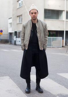 Matts - Hel Looks - Street Style from Helsinki