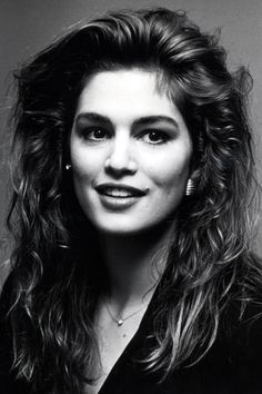 The 10 best celebrity eyebrows of all time: Cindy Crawford