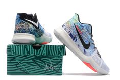 6a4664a3bde Kyrie Irving All-Star Nike Kyrie 3 Multi-Color Men s Basketball Shoes Nike  Kyrie