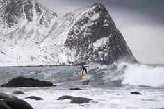 Самая северная школа серфинга в мире « FotoRelax