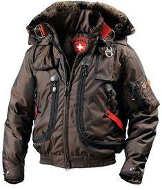 Wellensteyn Rescue Jacket. Hiking in style.