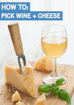 Be the hostess with the mostess and learn how to pick the perfect wines for all your party cheeses. Just in time for your next dinner party, cocktail hour, or wine tasting party!