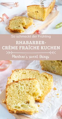 Cupcakes, Creme Fraiche, Afternoon Snacks, Tea Time, Banana Bread, Summer Vibes, Sweet, Muffins, Recipes