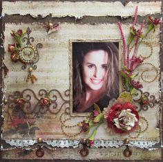 Joie De Vivre - Scrapbook.com
