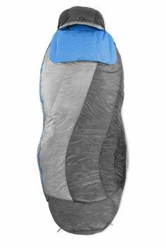 Amazon.com: NEMO Rhythm 40� Sleeping Bag, Regular: Sports & Outdoors