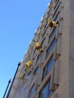 window cleaners, washington, dc november 2011