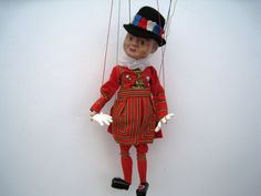 Clothes and Materials - THE PELHAM PUPPETS PUPPEDIA  Beefeater
