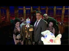 I could watch this stuff all freakin' day. --  Craig Ferguson Rocky Horror Halloween 2011 Opener