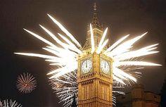 Praca, nauka i życie w UK: Jak Sylwestra obchodzą Brytyjczycy (Video)