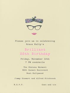 Beautiful Paperless PostInvitation DesignBirthday Party InvitationsRsvp