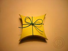 diy caja de regalo