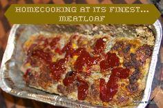 MEATLOAF... southern comfort food