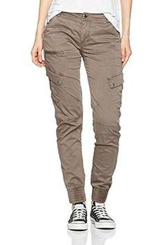 Resultado de imagen para pantalones khaki para mujer